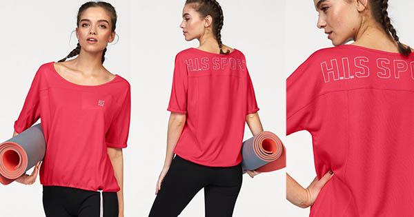 Športové tričko H.I.S