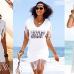 Dlhé tričko Beach time
