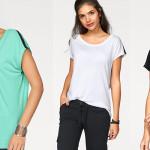 Tričko AJC v 3 farbách
